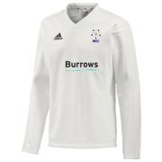 Hoylandswaine CC Adidas L/S Playing Sweater