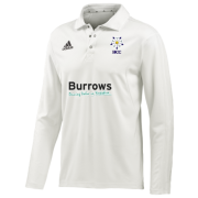 Hoylandswaine CC Adidas Elite L/S Playing Shirt