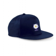 International CC Navy Snapback Hat