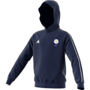 Hoylandswaine CC Adidas Navy Junior Fleece Hoody