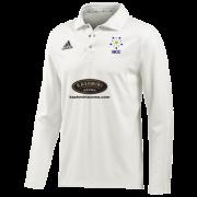Hoylandswaine CC 1st XI Adidas Elite L/S Playing Shirt