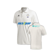 Hoylandswaine CC Adidas Elite Junior Short Sleeve Shirt