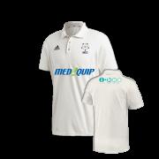 Hoylandswaine CC Adidas Elite Short Sleeve Shirt