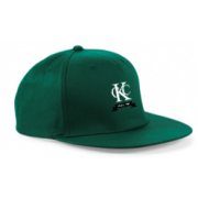 Kew CC Green Snapback Hat