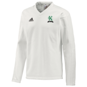 Kew CC Adidas L/S Playing Sweater
