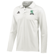 Kew CC Adidas Elite L/S Playing Shirt