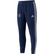 Acton CC Adidas Junior Navy Training Pants