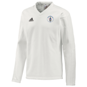 Acton CC Adidas L/S Playing Sweater