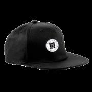 Farnham CC Black Snapback Hat