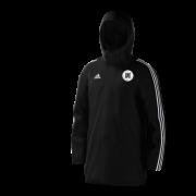 Farnham CC Black Adidas Stadium Jacket