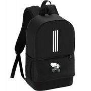 Mersham le Hatch CC Black Training Backpack