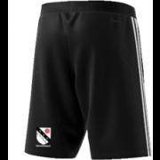 Charnock St James CC Adidas Black Training Shorts