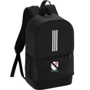 Charnock St James CC Black Training Backpack