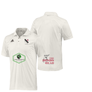 Charnock St James CC Adidas Elite S/S Playing Shirt