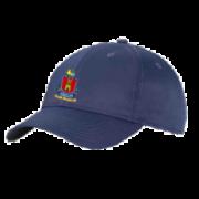 South Weald CC Navy Baseball Cap