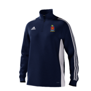 South Weald CC Adidas Navy Junior Training Top
