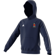 South Weald CC Adidas Navy Junior Hoody