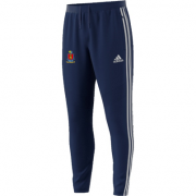 South Weald CC Adidas Junior Navy Training Pants
