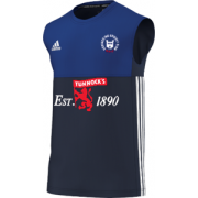 Uddingstone CC Adidas Navy Training Vest