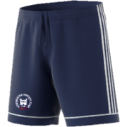 Uddingstone CC Adidas Navy Junior Training Shorts