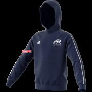 Uddingstone CC Adidas Navy Hoody