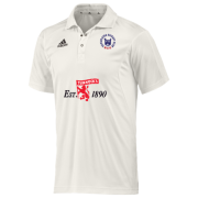 Uddingstone CC Adidas Elite S/S Playing Shirt