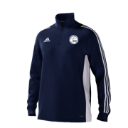 Hanborough CC Adidas Navy Training Top