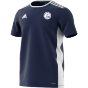 Hanborough CC Adidas Navy Training Jersey