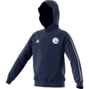 Hanborough CC Adidas Navy Hoody