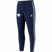 Hanborough CC Adidas Navy Training Pants