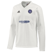 Hanborough CC Adidas L/S Playing Sweater