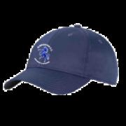 Albrighton CC Navy Baseball Cap