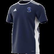 Albrighton CC Adidas Navy Junior Training Jersey
