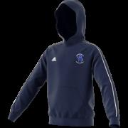 Albrighton CC Adidas Navy Junior Hoody
