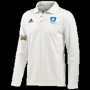 Milton Keynes Stallions CC Adidas Elite L/S Playing Shirt