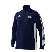 Whitley Bay CC Adidas Navy Training Top
