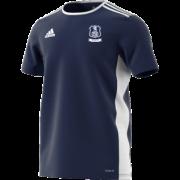 Harrow St Marys CC Adidas Navy Junior Training Jersey