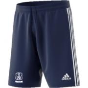 Harrow St Marys CC Adidas Navy Junior Training Shorts