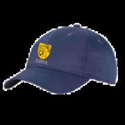 Eynsham CC Navy Baseball Cap