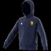 Eynsham CC Adidas Navy Junior Hoody