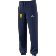 Eynsham CC Adidas Navy Sweat Pants