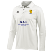 Eynsham CC Adidas Elite L/S Playing Shirt