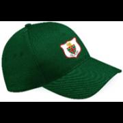 Harlow CC Green Baseball Cap