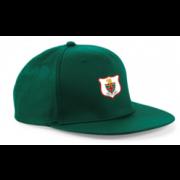 Harlow CC Green Snapback Hat
