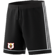 Harlow CC Adidas Black Junior Training Shorts