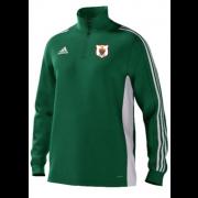 Harlow CC Adidas Green Training Top