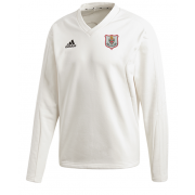 Harlow CC Adidas L/S Playing Sweater