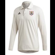 Harlow CC Adidas Elite L/S Playing Shirt
