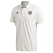 Harlow CC Adidas Elite Junior Playing Shirt
