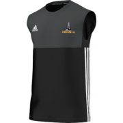 Sedgwick CC Adidas Black Training Vest